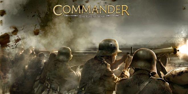 Commander The Great War - обзор игры