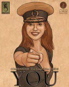 Commander The Great War 1