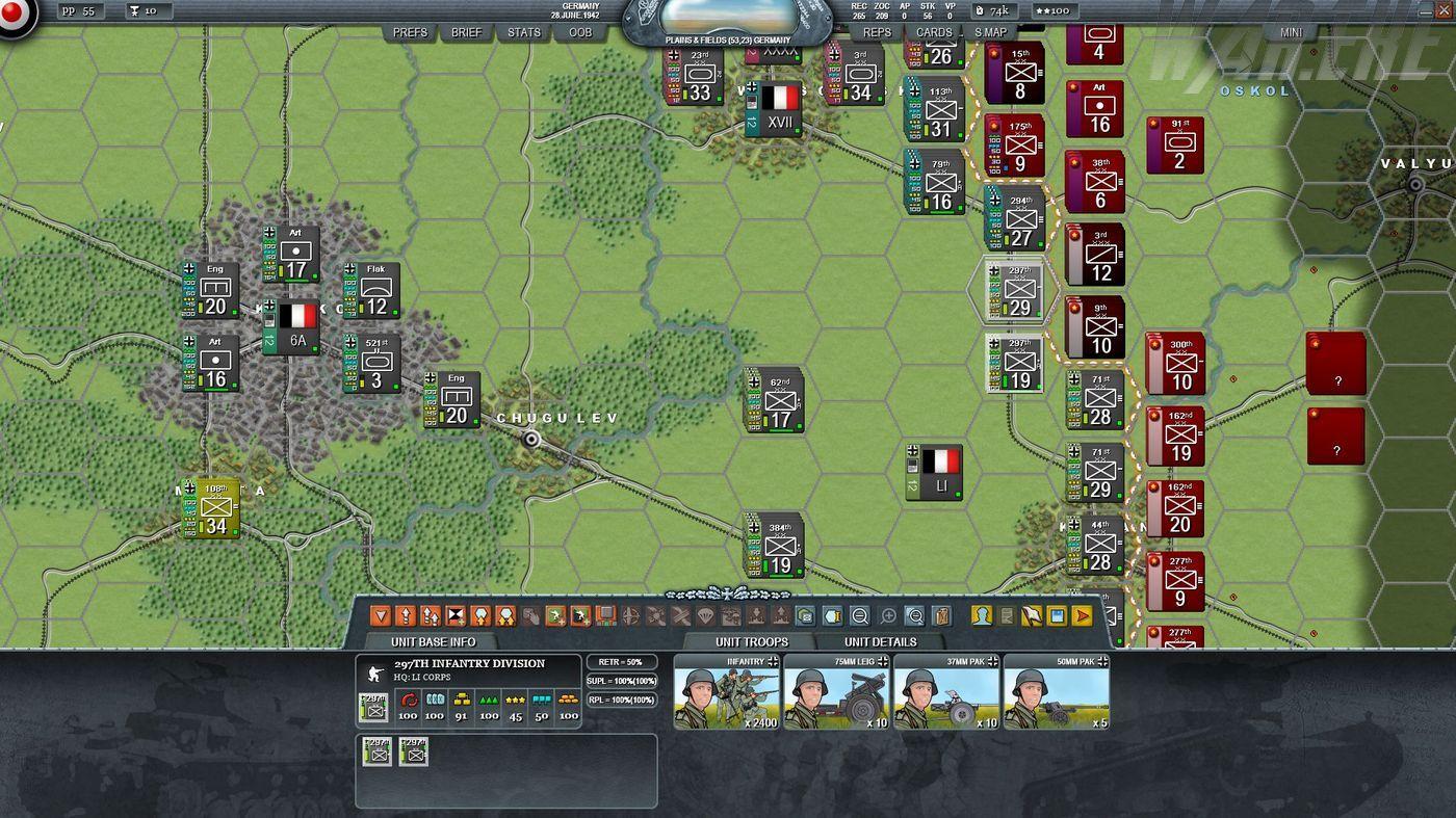 Decisive Campaigns Case Blue-01