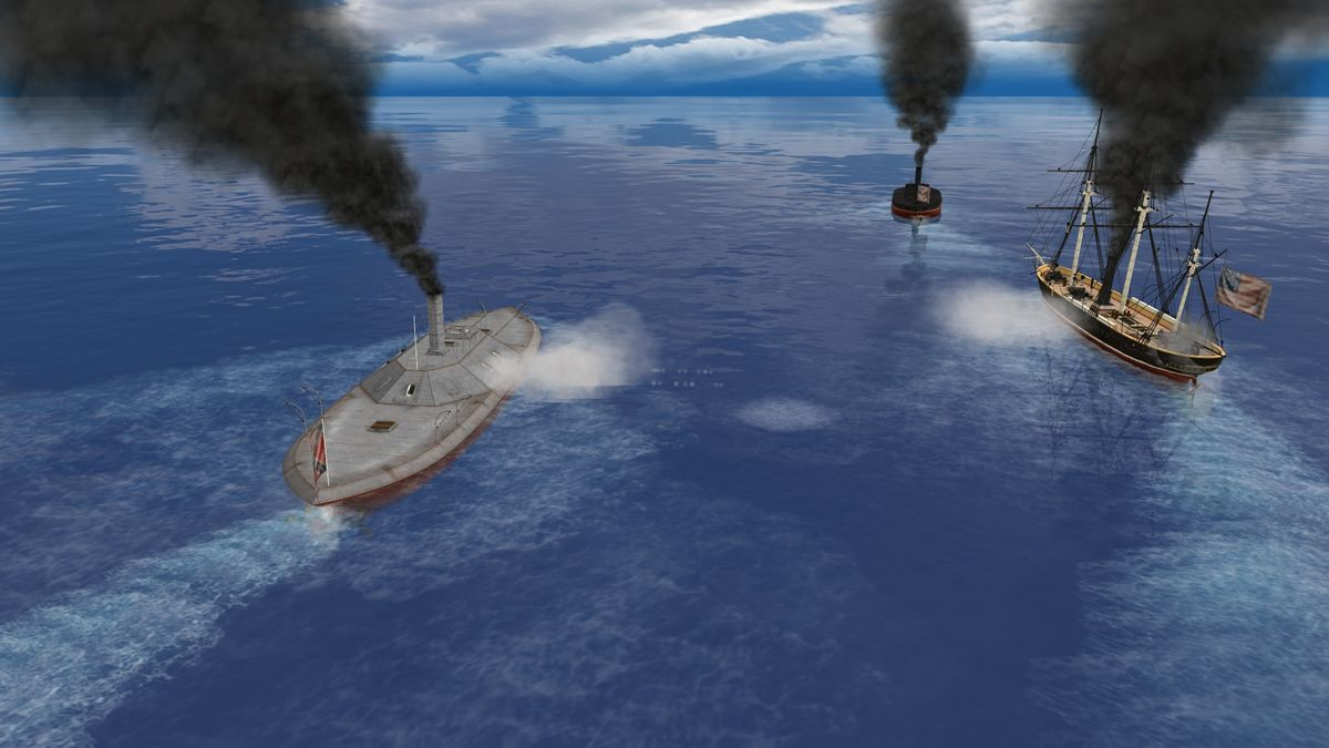 Ironclads 2 American Civil War 4
