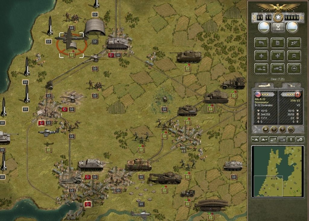Panzer Corps Allied Corps -02