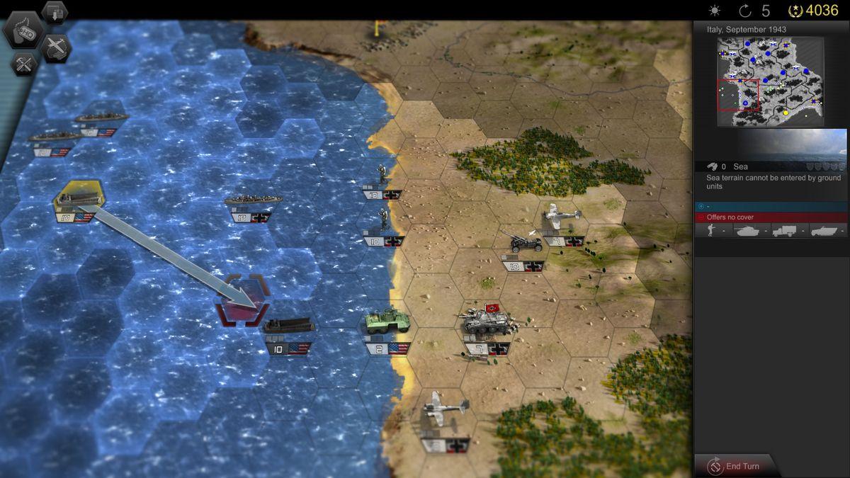 Panzer Tactics HD 3