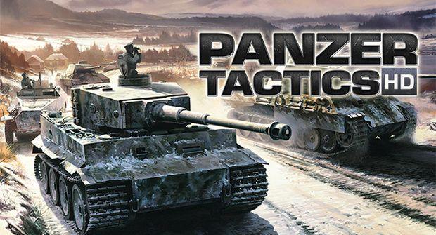 Panzer Tactics HD - обзор