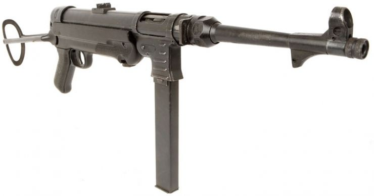 The MP40