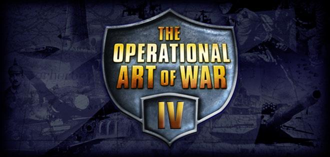 The Operational Art of War IV в разработке