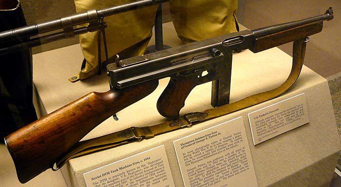 The Thompson Submachine Gun