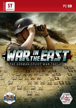 War in the East box