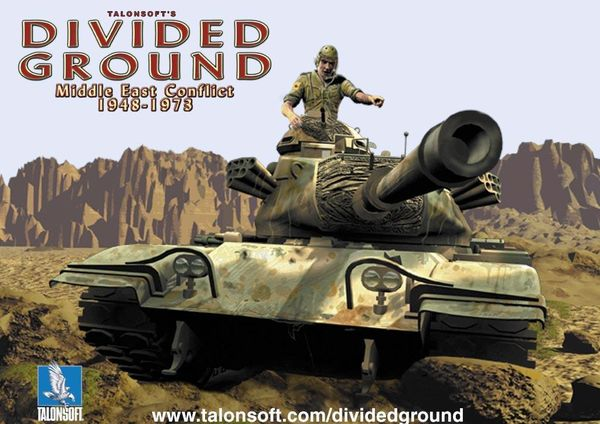 divided ground middle_east conflict 1948-1973