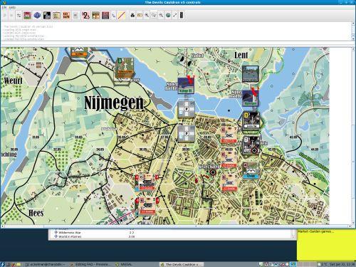 Скриншот программы VASSAL