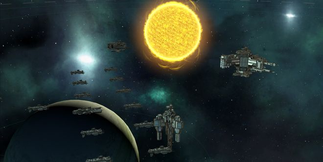 Paradox представил новую стратегию - Stellaris