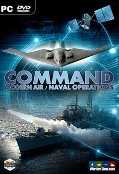 Command Modern Air Naval Operations Wargame of the Year Edition