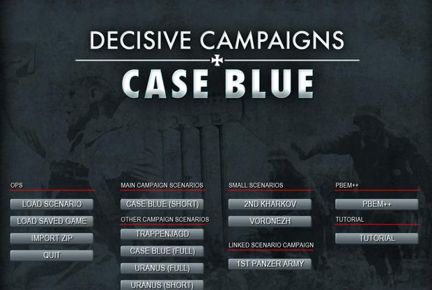Decisive Campaigns Case Blue 004