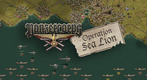 Panzer Corps Sea Lion в продаже!