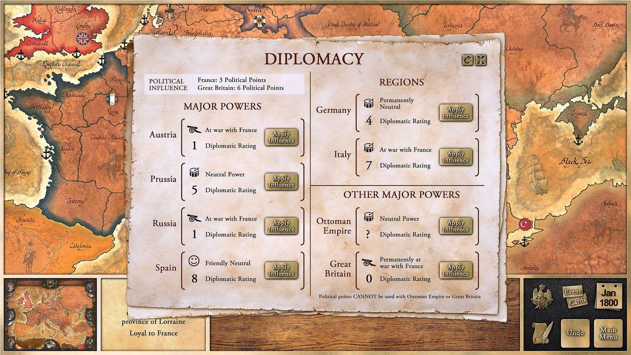 Victory and Glory Napoleon 5