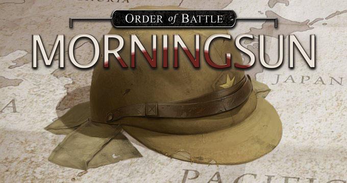 Order of Battle Morning Sun в продаже!
