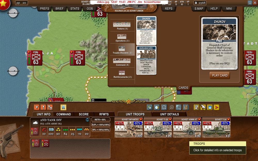 Decisive Campaigns-Barbarossa 12