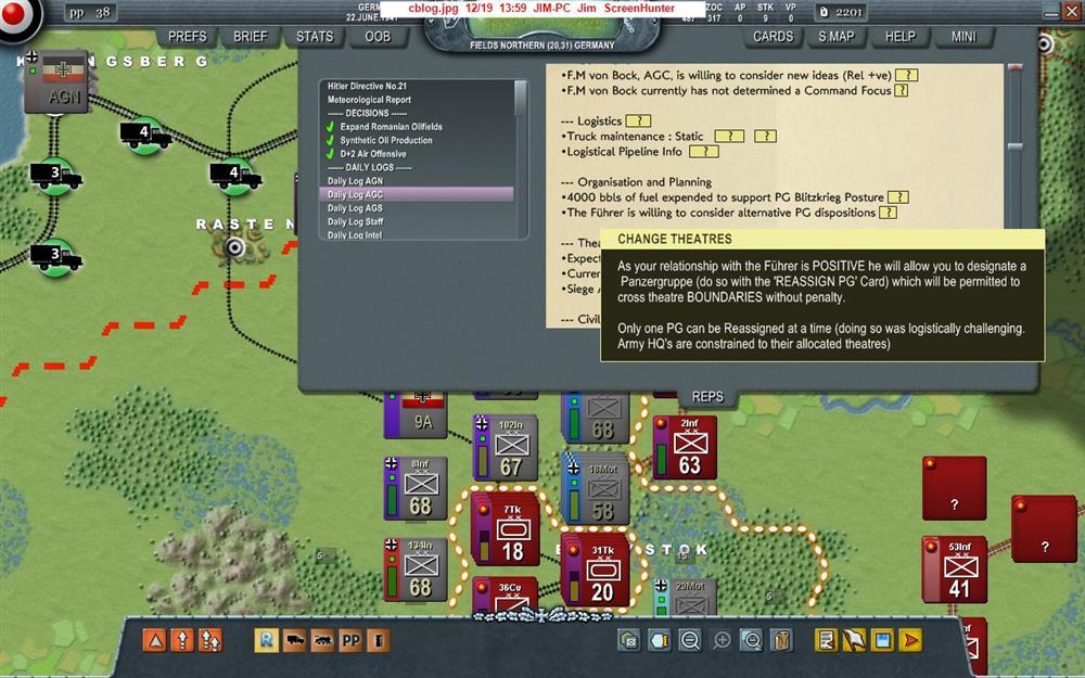 Decisive Campaigns-Barbarossa 6
