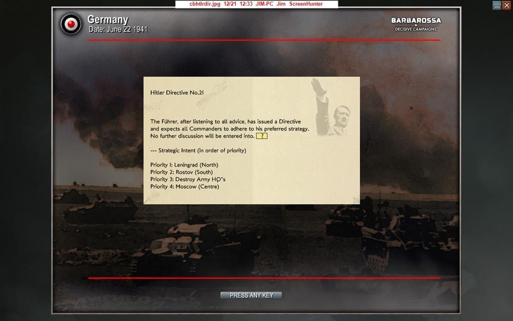 Decisive Campaigns-Barbarossa 9
