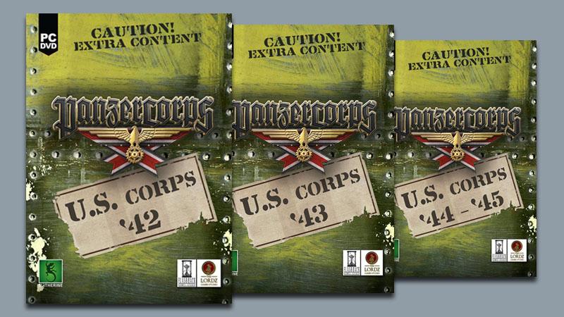 Panzer Corps: US Corps анонсирован!