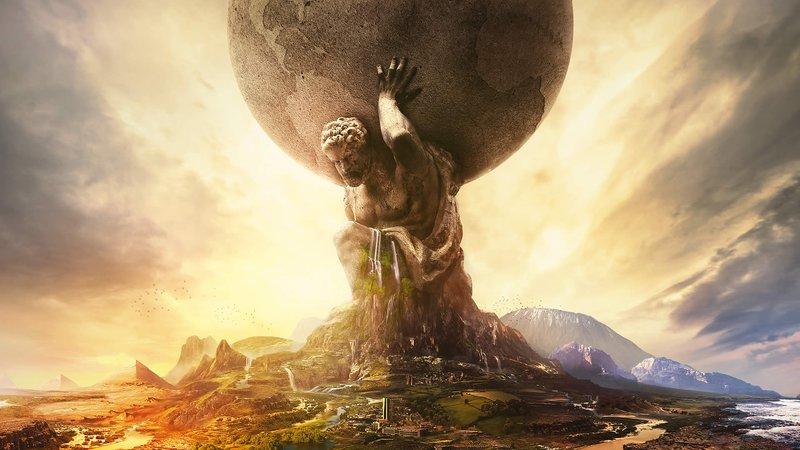 Анонс Sid Meier's Civilization VI