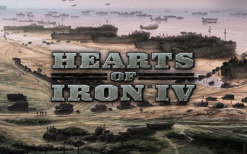 Hearts of Iron IV - обучающие видео ролики
