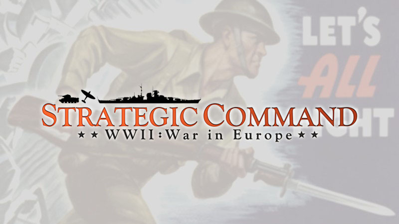 Strategic Command WWII: War in Europe - новости и скриншоты