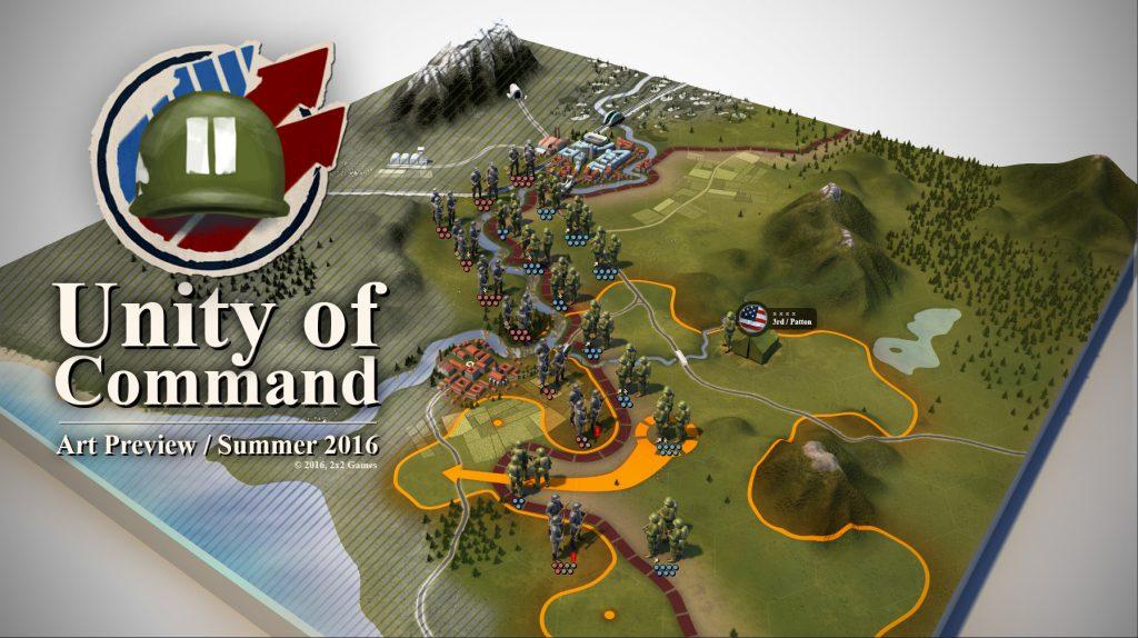 Unity of Command 2 - дневники разработчиков