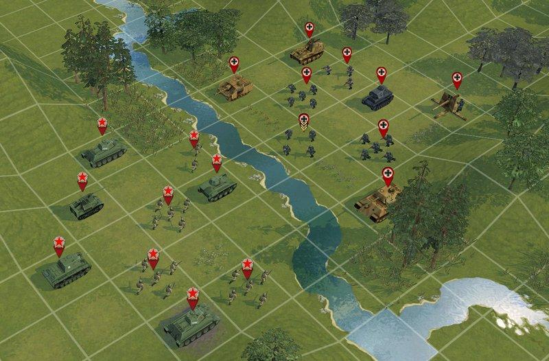 Battle Academy 2 - редактор карт и миссий
