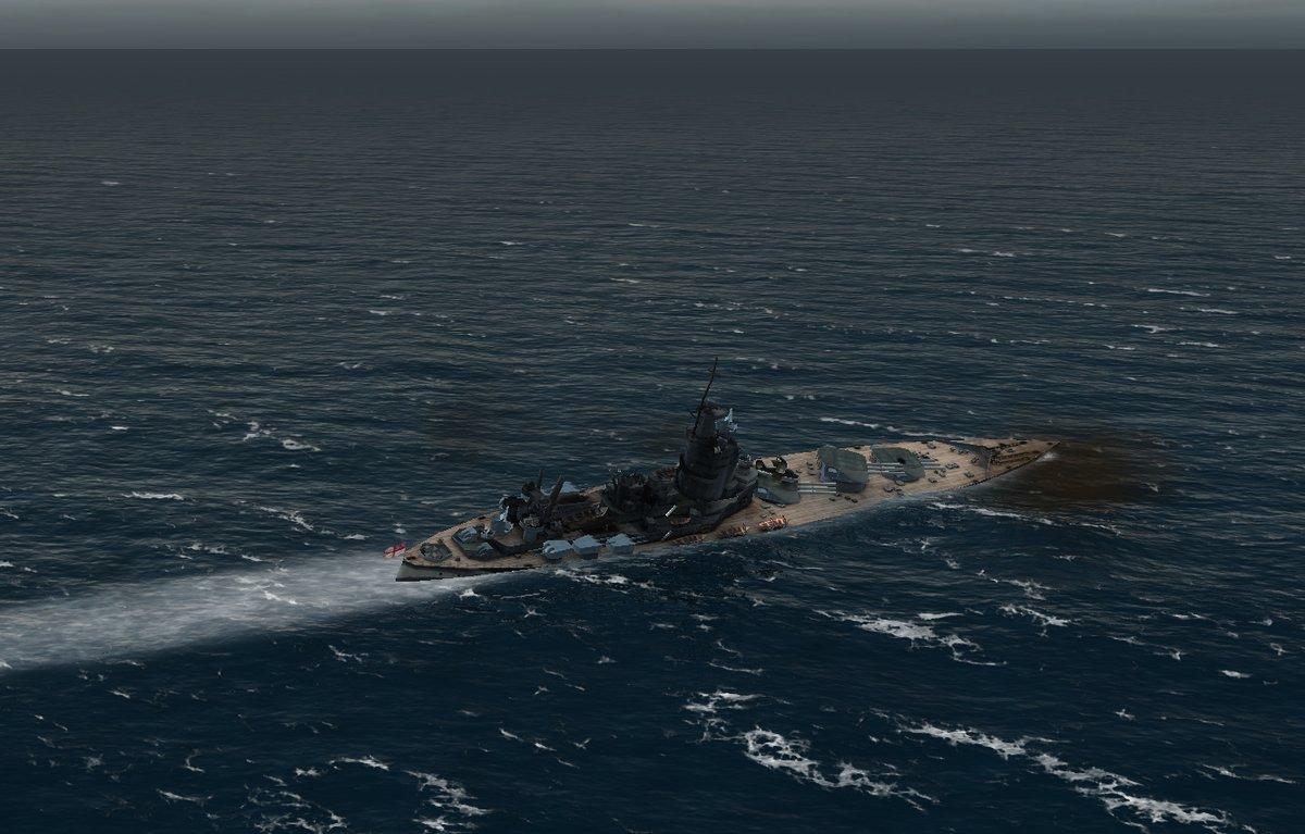 AtlanticFleet - последние минуты Родди