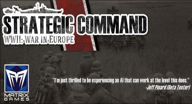 Strategic Command WWII: War in Europe выйдет 17 ноября! Интервью к релизу.