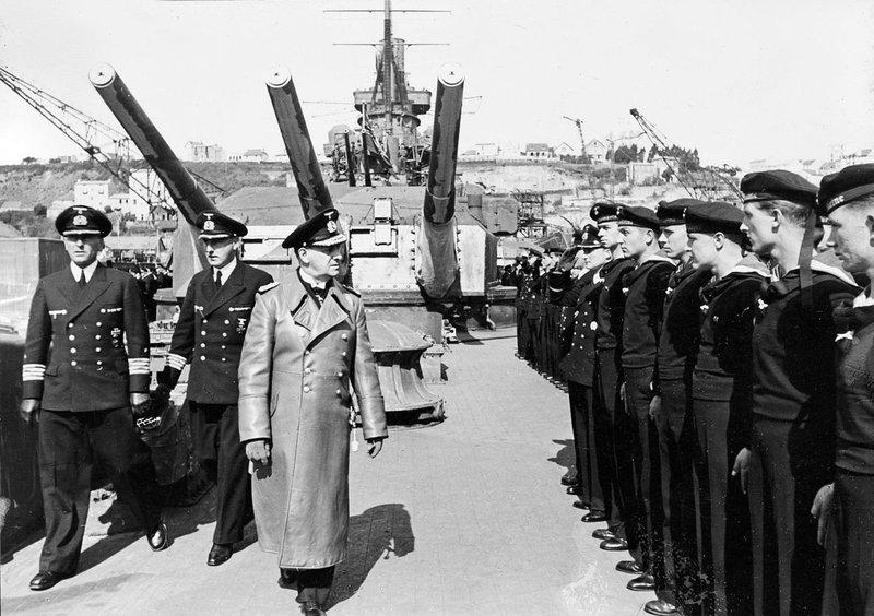 В продаже Order of Battle: Kriegsmarine