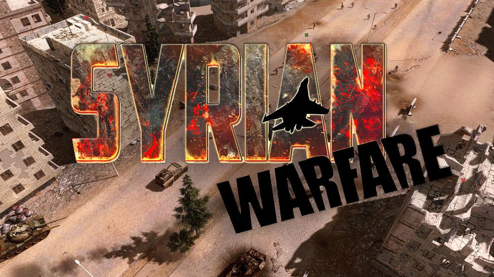 Syrian Warfare - беглый взгляд на игру