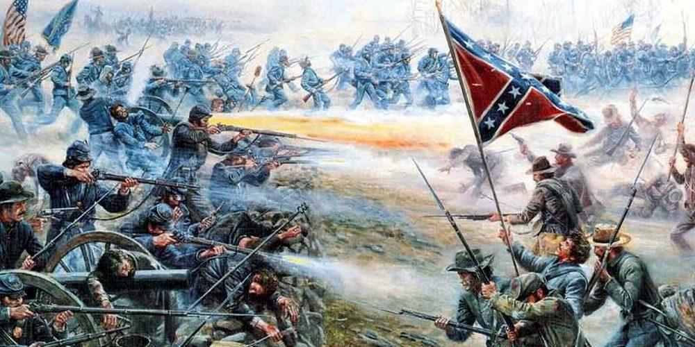 Ultimate General: Civil War - обзор игры