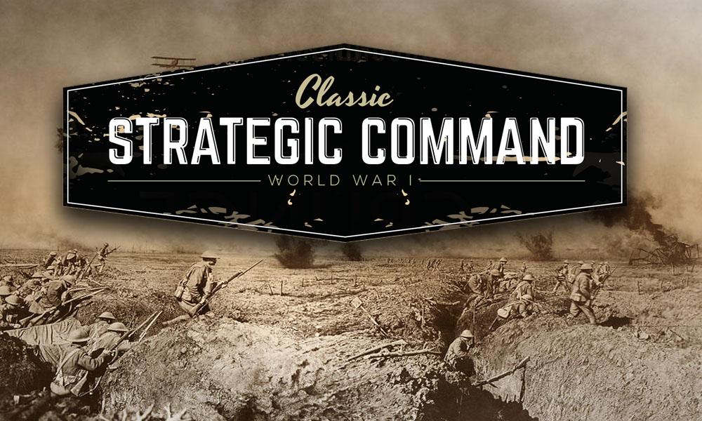 Matrix Games переиздаст Strategic Command WWI