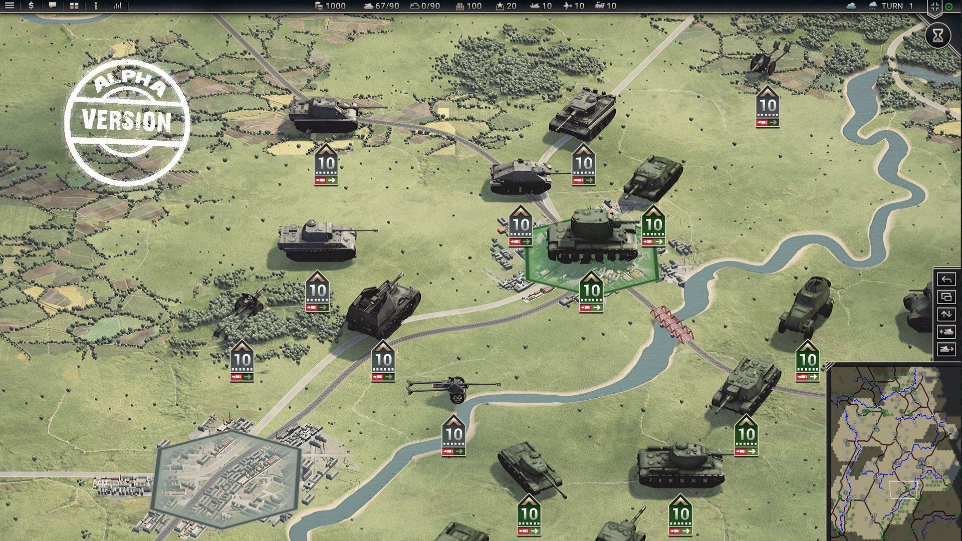Panzer Corps 2 — дневники разработчиков #2