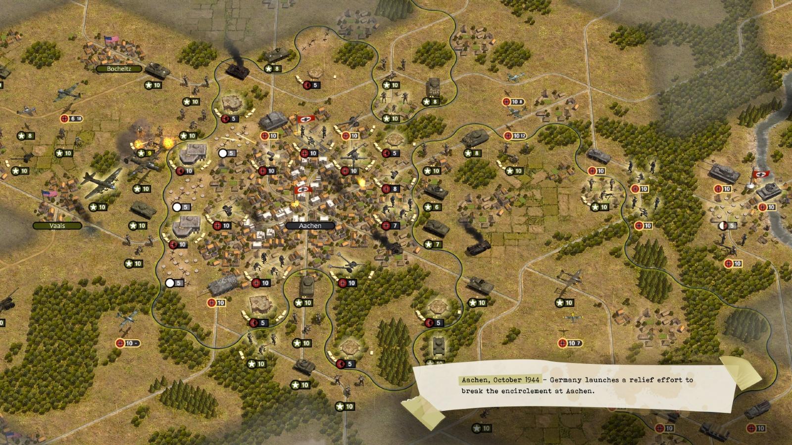 В разработке Order of Battle: Endsieg