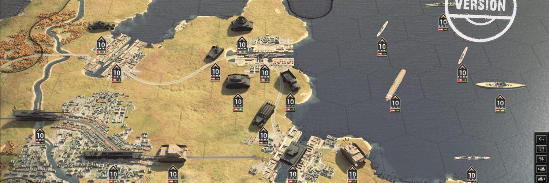 Panzer Corps 2 - дневники разработчиков #5
