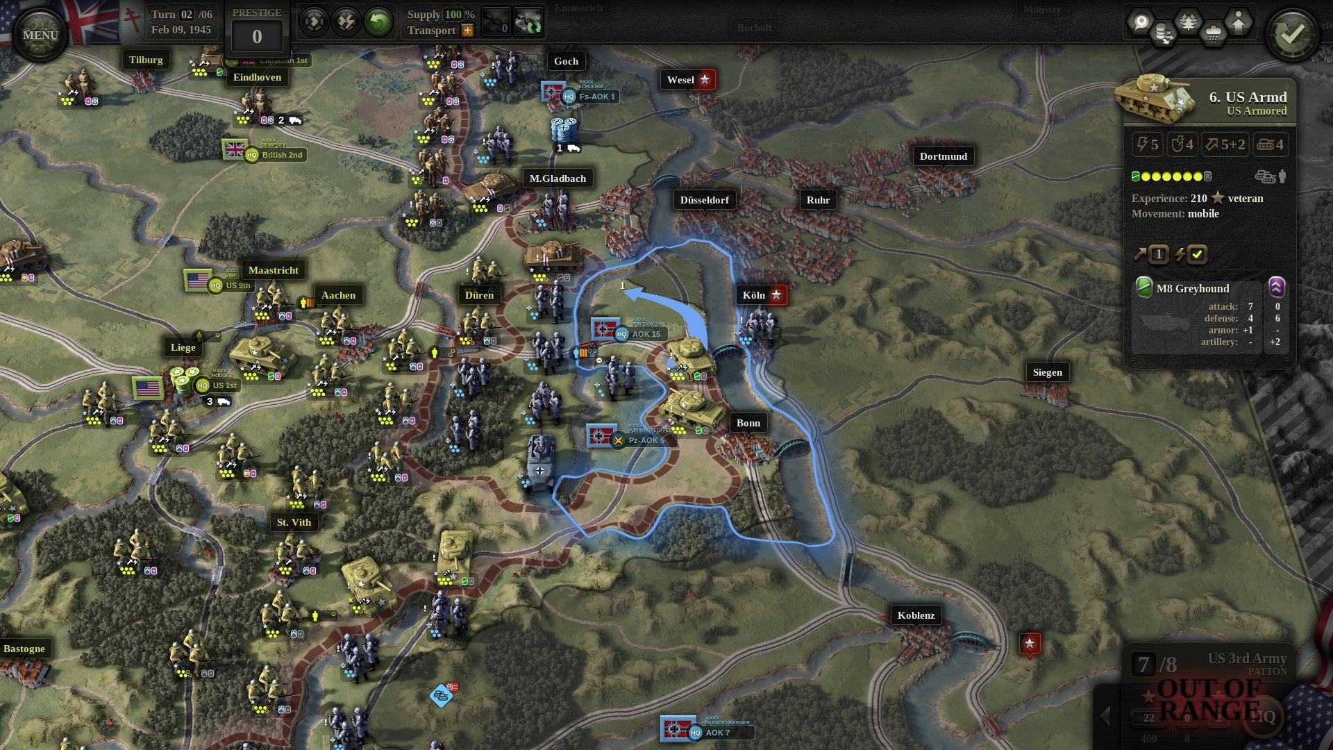 Unity of Command 2 — дневники разработчиков 19
