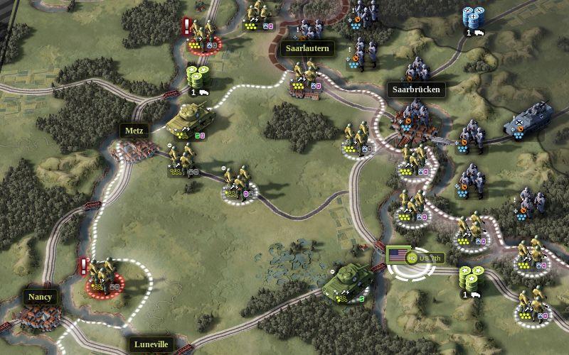 Unity of Command 2 - дневники разработчиков 19