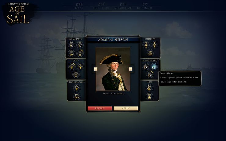 Ultimate Admiral Age of Sail