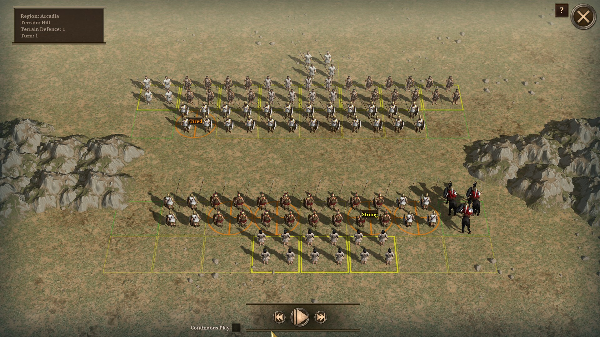 Field of Glory: Empires - Persia 550-330