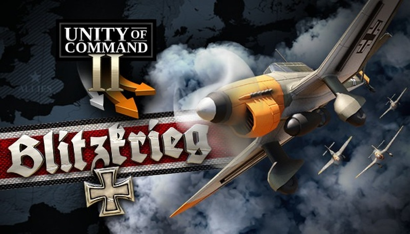 Unity of Command II - Blitzkrieg DLC