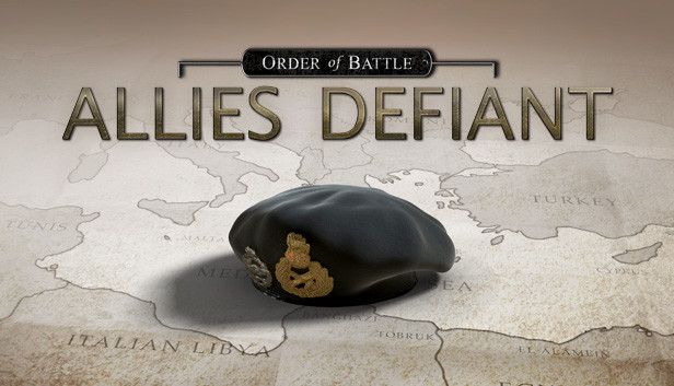 Order of Battle Allies Defiant