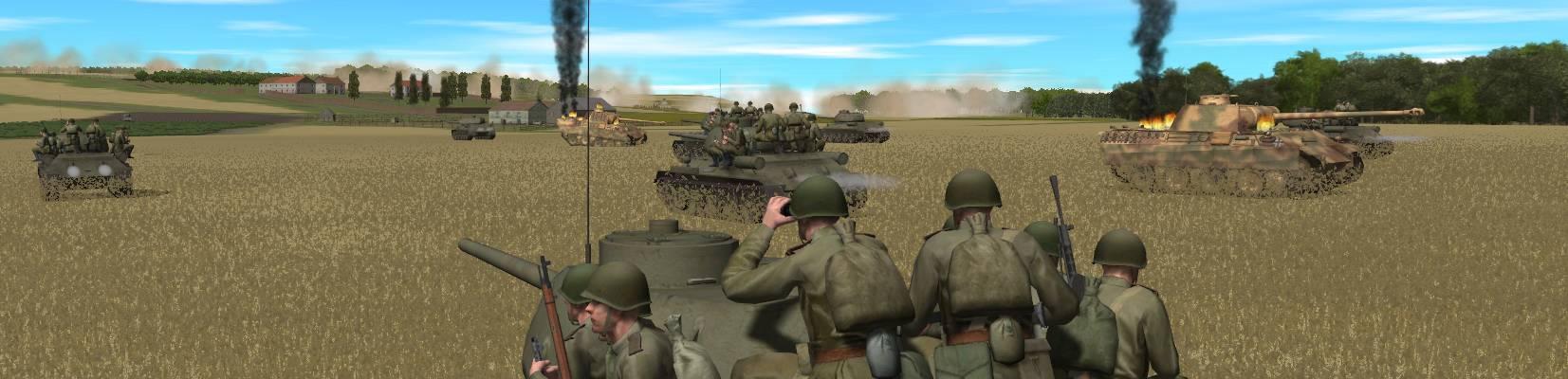 Все игры серии Combat Mission