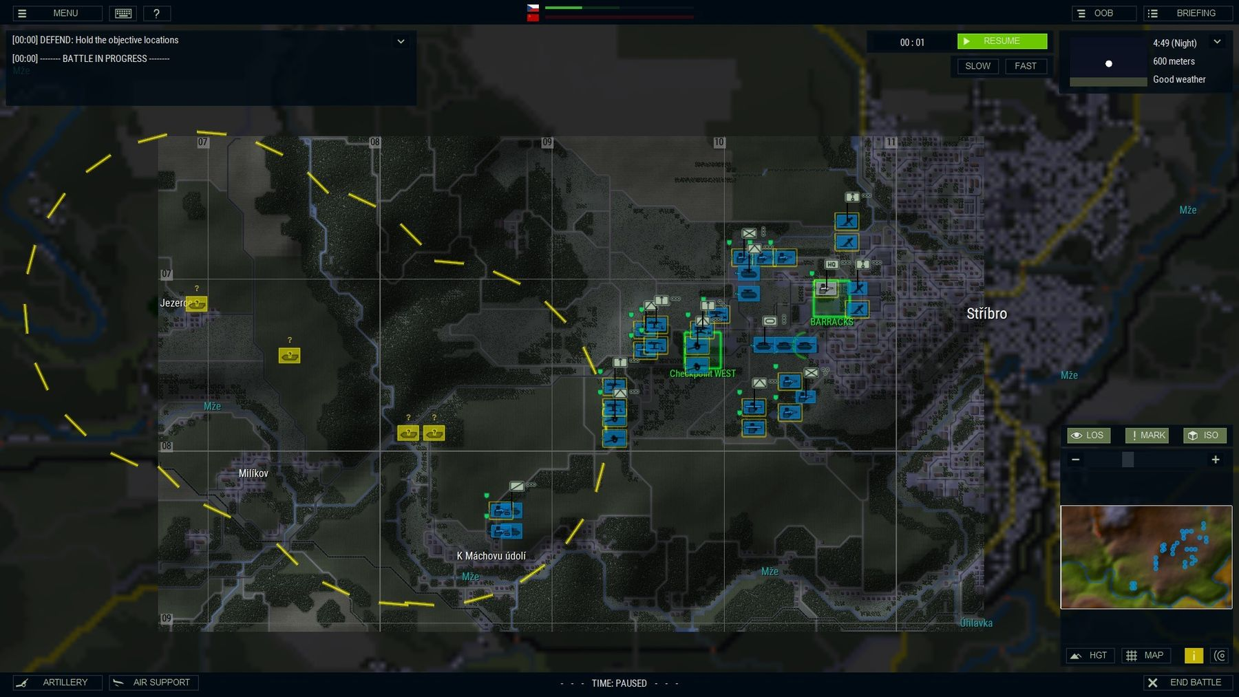 Armored Brigade Nation Pack: Czechoslovakia - Netherlands