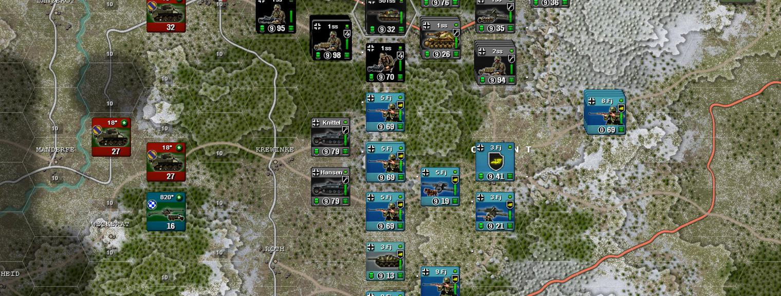 Decisive Campaigns Ardennes Offensive