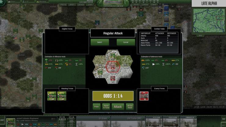 Decisive Campaigns Ardennes Offensive