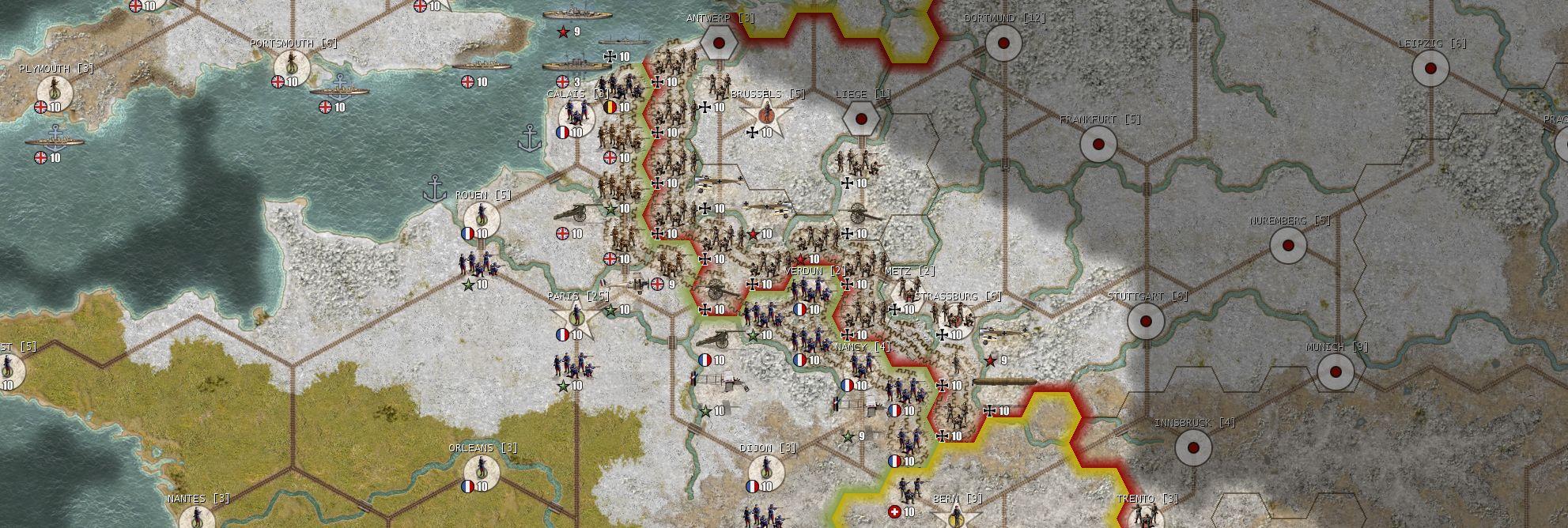 Игры про Первую мировую