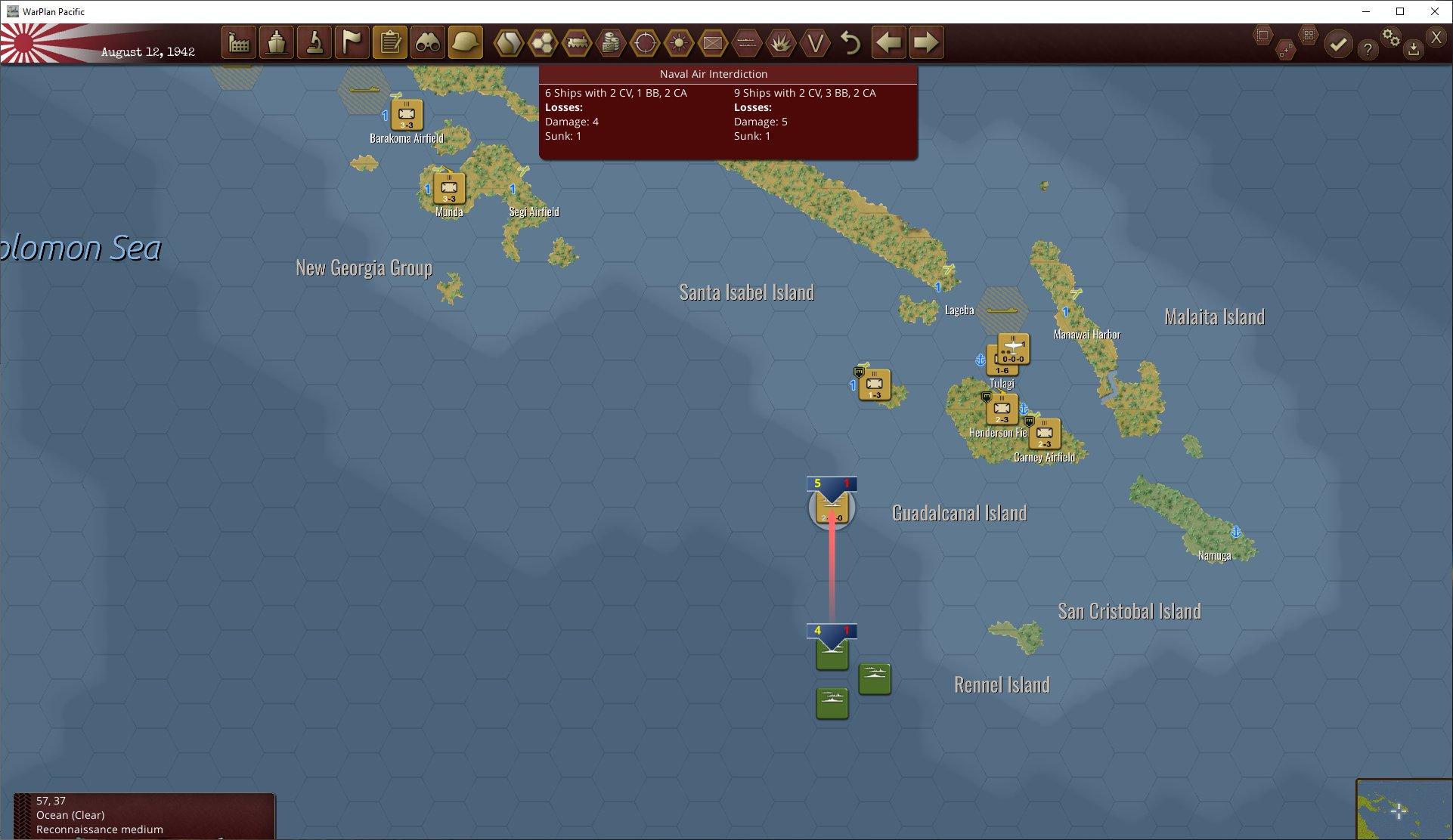 В разработке WarPlan Pacific