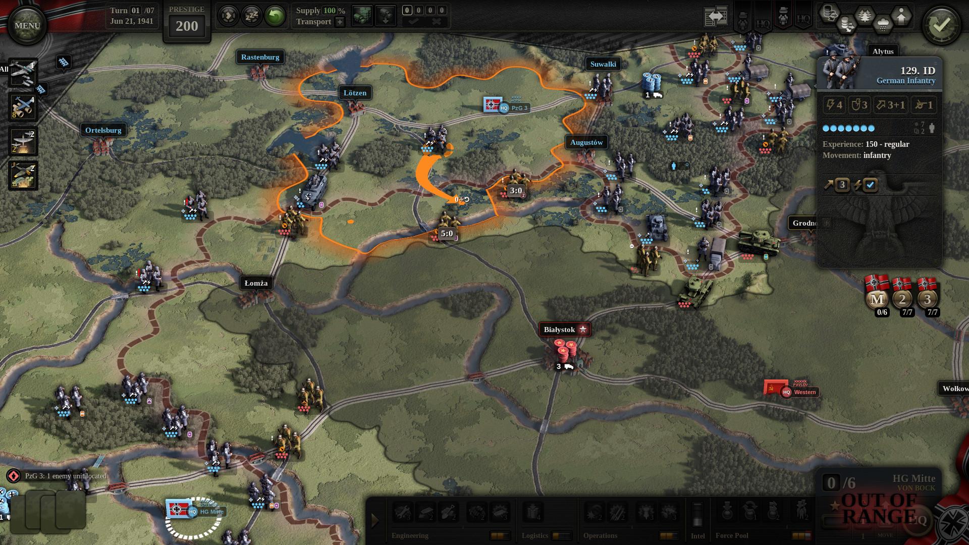 В апреле этого года 2x2 Games готовит к выходу очередной DLS - Unity of Command II - Barbarossa